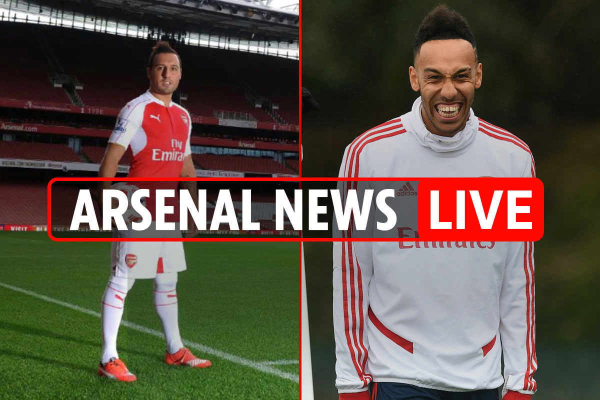 8am Arsenal news LIVE: Kolasinac's wife held by police at UK airport, Tagliafico open to Gunners transfer, Auba latest