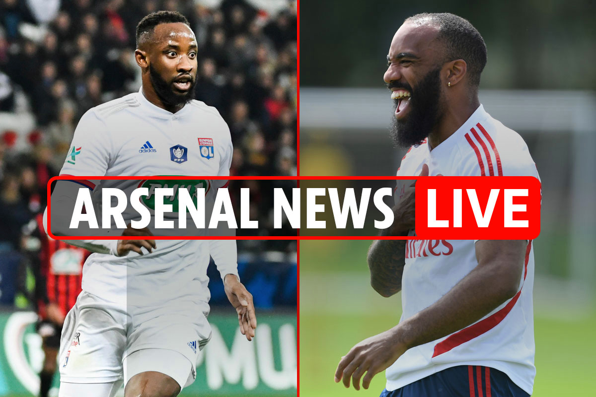 9pm Arsenal news LIVE: Dembele to replace Lacazette, Coutinho £10m loan transfer LATEST, away kit LEAKED