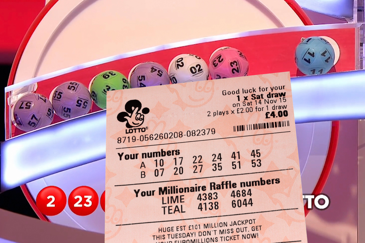 Mystery Lotto player is only a day away from losing £1million cash prize