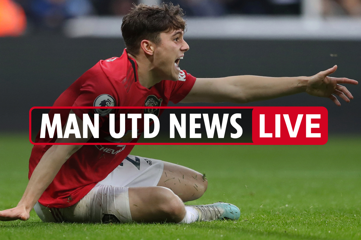 10pm Man Utd news LIVE: Dan James could be loaned out EXCLUSIVE, Havertz transfer LATEST, Grealish top target