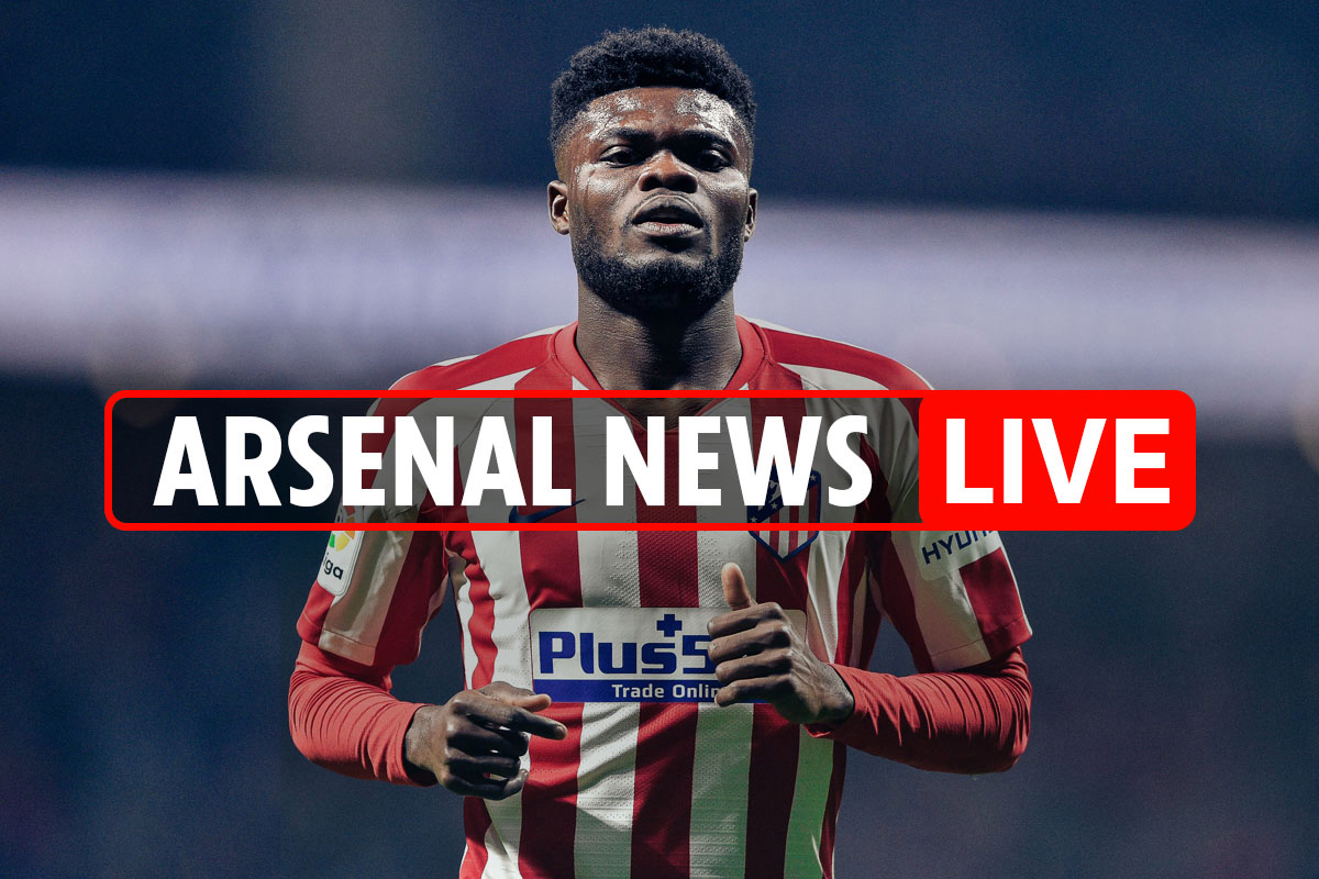 1pm Arsenal news LIVE: Partey transfer EXCHANGE for Guendouzi, Aubameyang to Juventus LATEST, £32m Weghorst