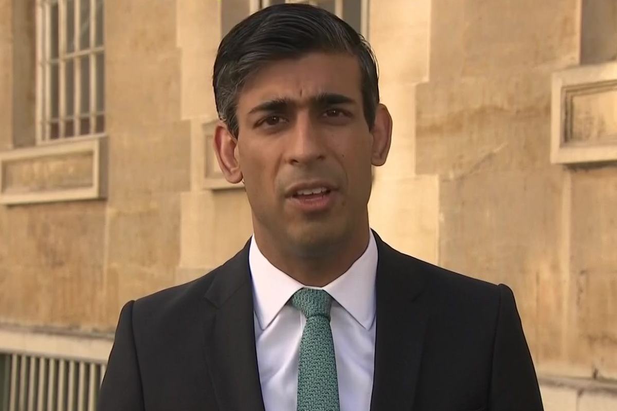 Coronavirus UK news LIVE: Rishi Sunak says 2m distancing rule 'under urgent review' as shops prepare to reopen