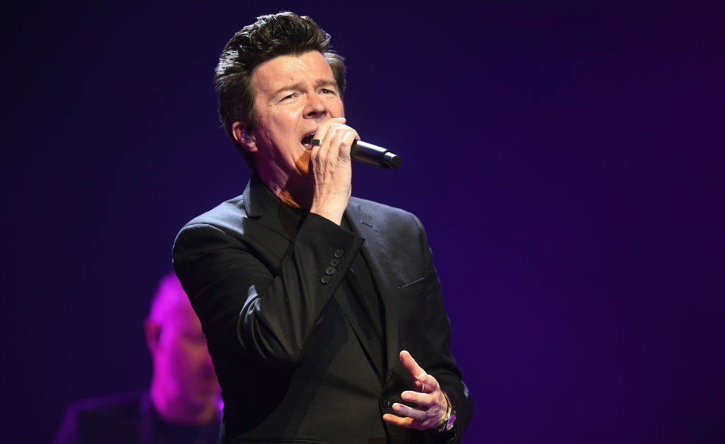 New Internet Legend Manages to Rick Roll Rick Astley