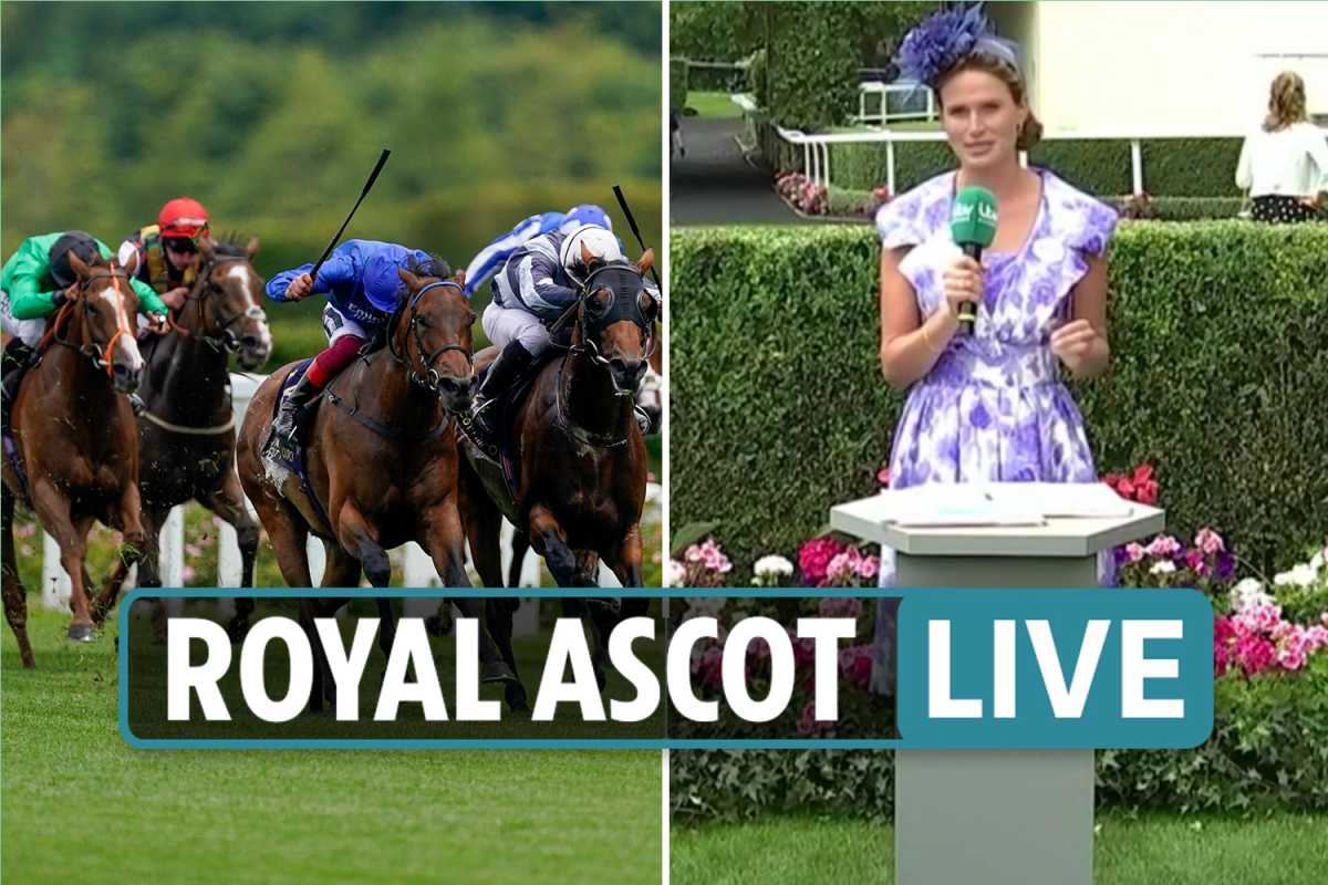 Royal Ascot 2020 Day 2 LIVE RESULTS: Race card, betting tips, TV times and runners for today's racing action