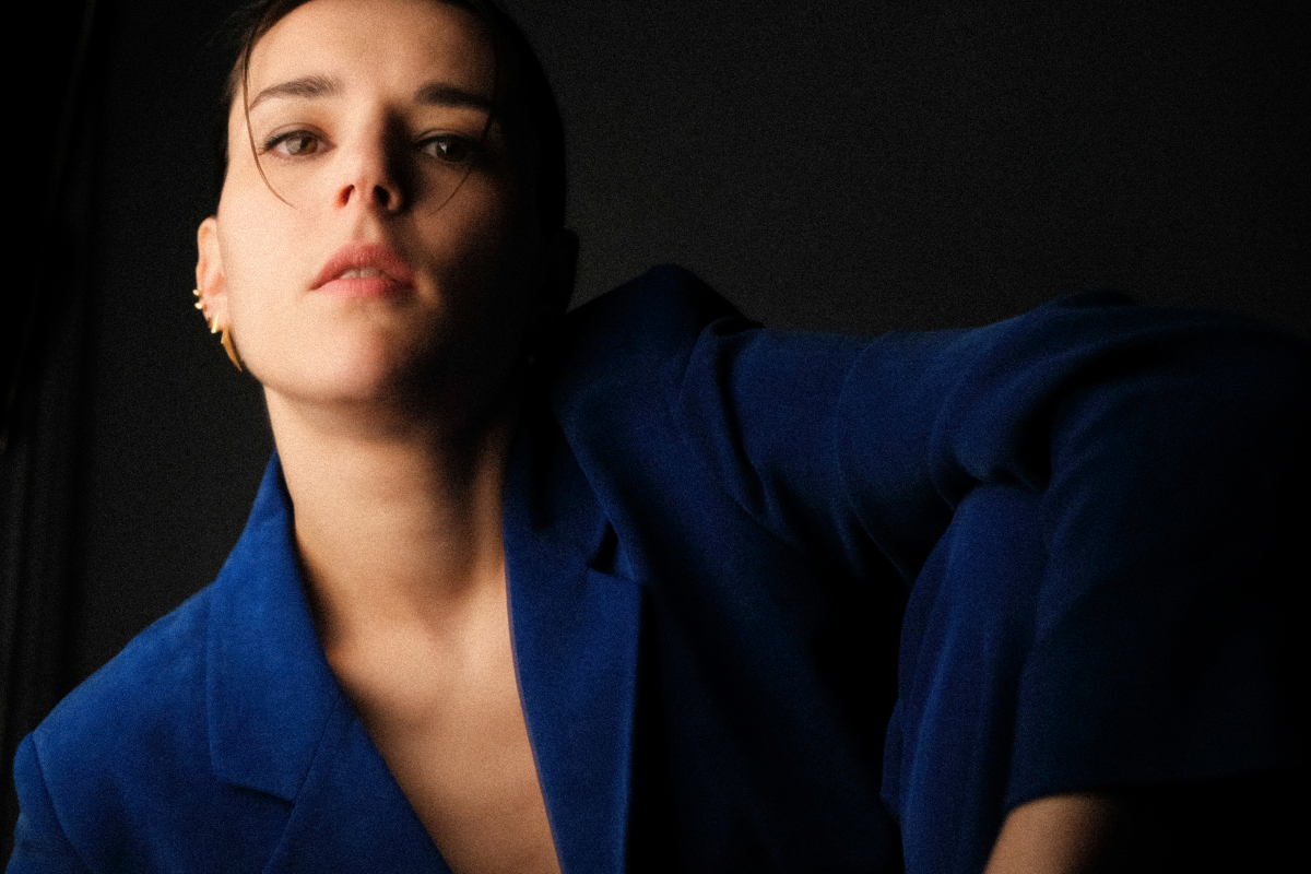 Savages singer Jehnny Beth on how her solo album was inspired by David Bowie's death