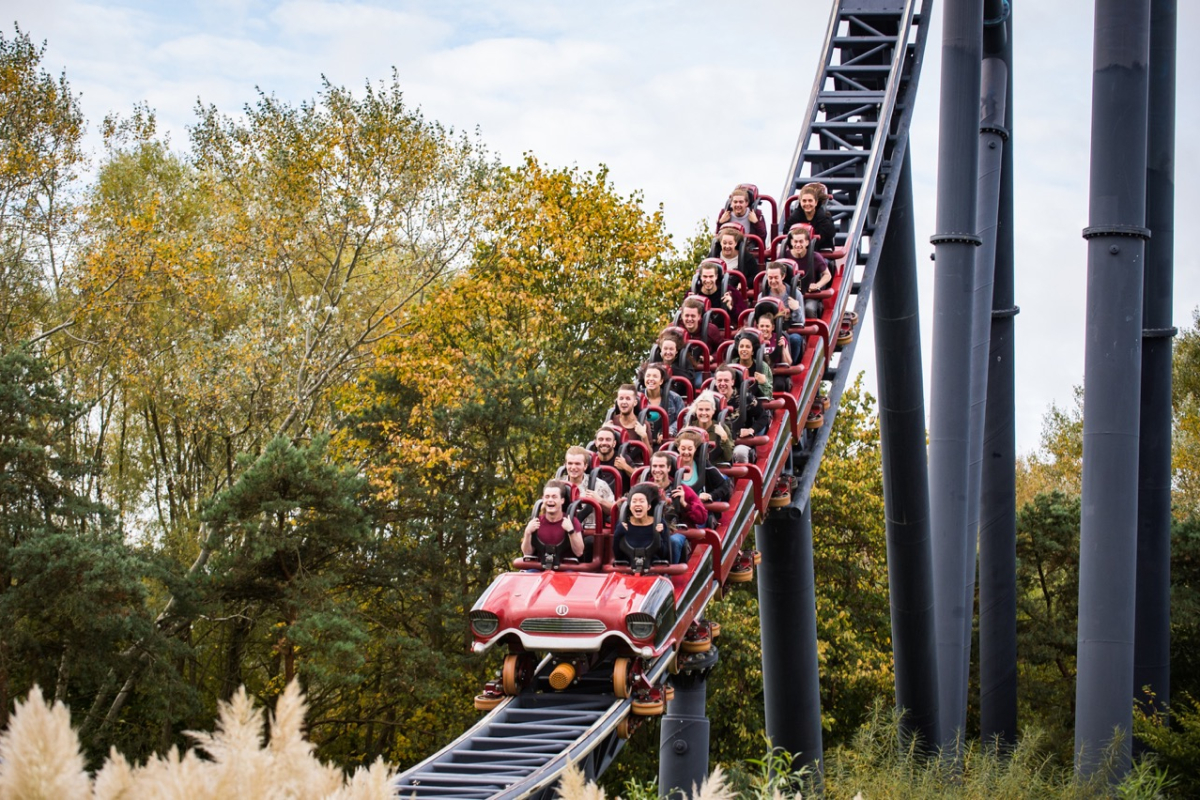 Thorpe Park and Chessington to reopen by July 4 – but not all rides will be open