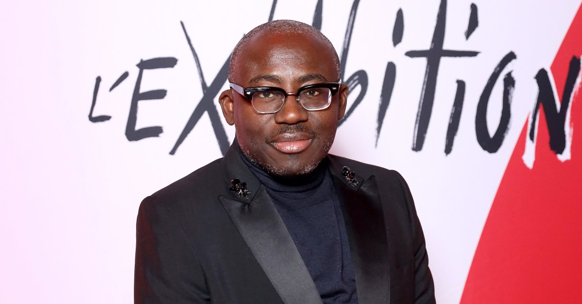 'We Cannot Let the World Return to How It Was.' British Vogue Editor Edward Enninful Says He Was Racially Profiled at Magazine's Office