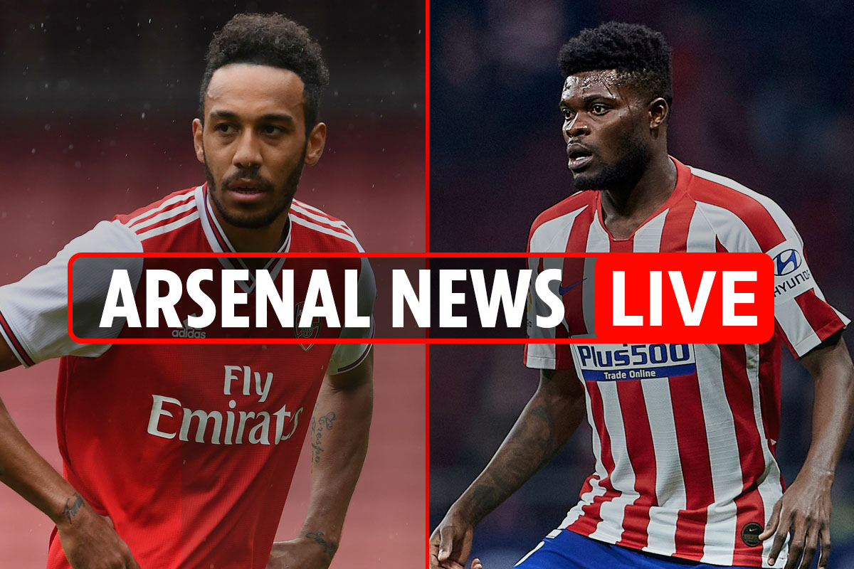 6pm Arsenal news LIVE: Partey 'speaks perfect English', Arteta eyes new Mustafi contract, Aubameyang LATEST
