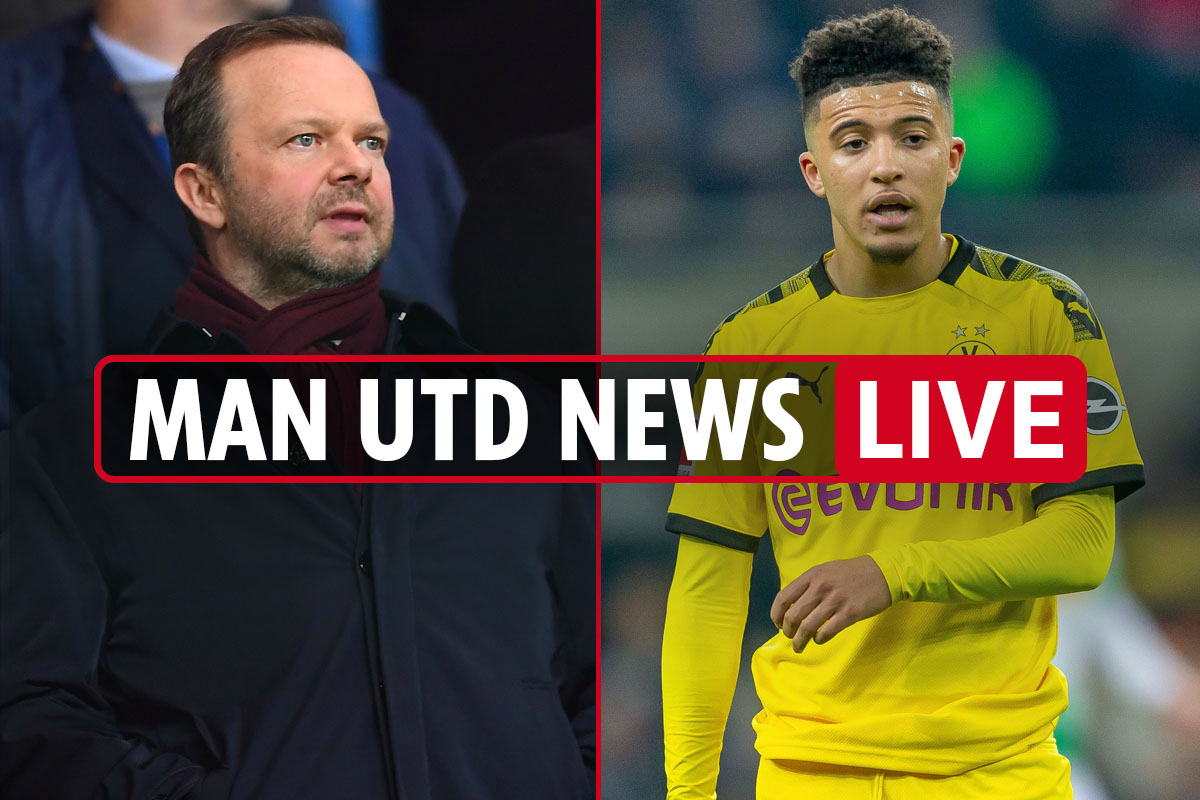 9am Man Utd news LIVE: Lionel Messi transfer bombshell, Sancho 'agrees five-year deal', Pogba 'buzzing' to play with him