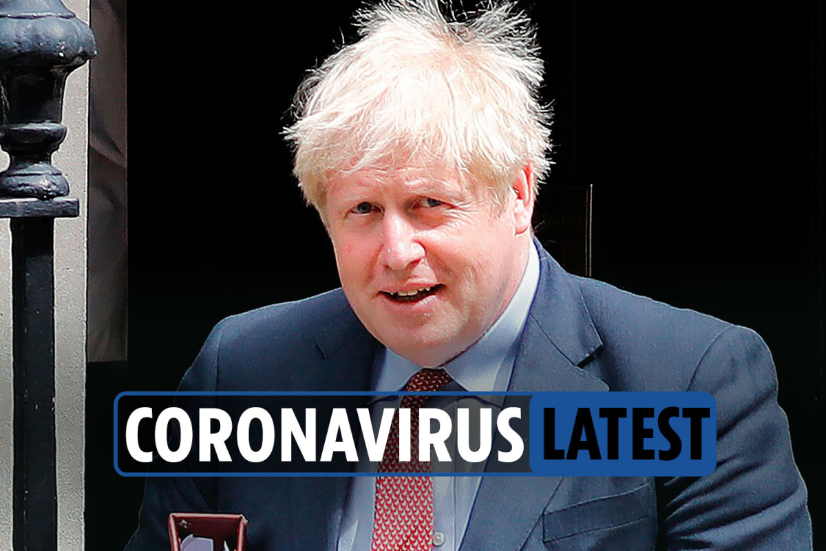 Coronavirus UK LIVE: Boris Johnson urges Brits to get back to work from August 1 as deaths hit 45,119