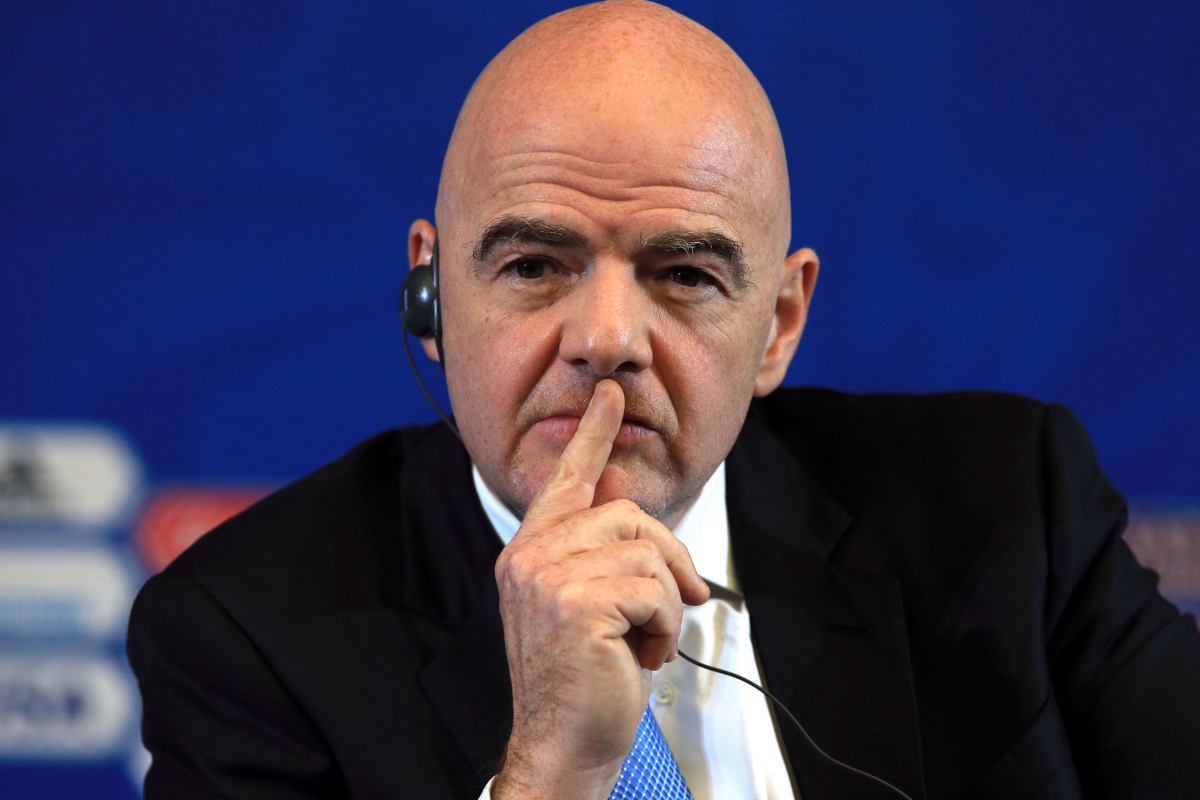 Fifa president Gianni Infantino has criminal proceedings launched against him over secret meetings with Attorney General