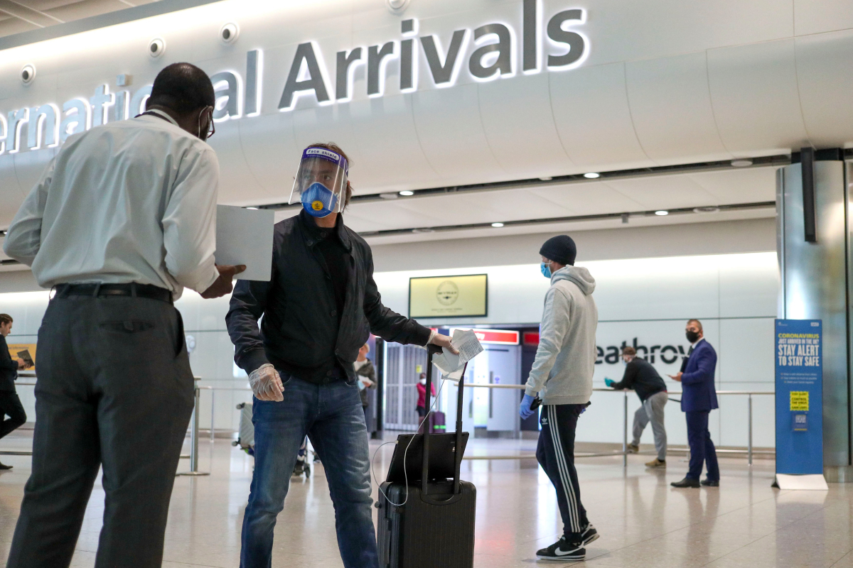 Holiday destinations welcome Brits back from today as UK quarantine measures end