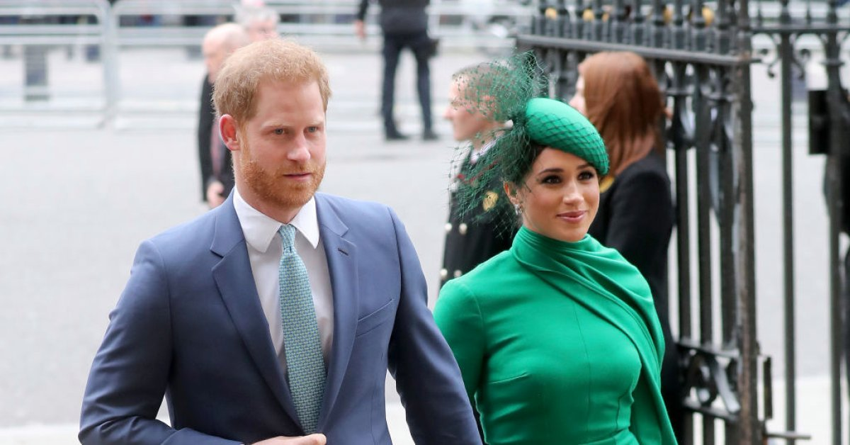 Prince Harry and Meghan Sue for Invasion of Privacy Over Photo of Son Archie in Their Yard