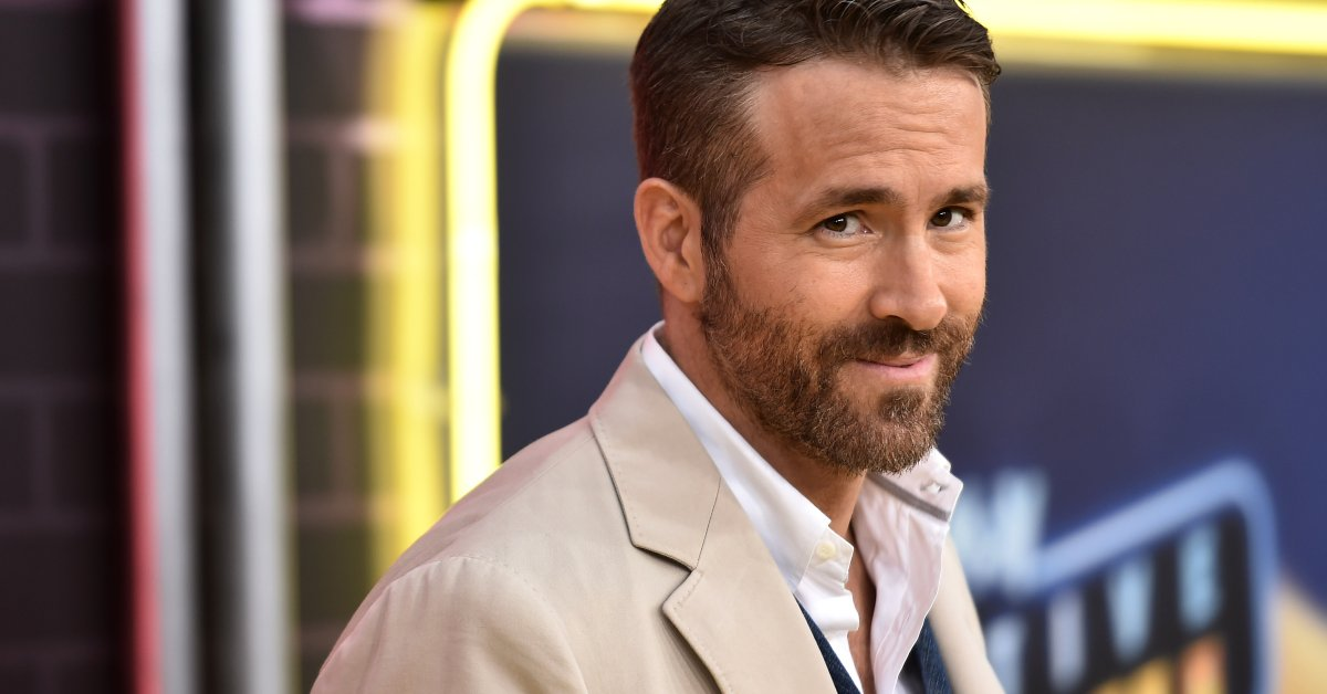 Ryan Reynolds Joins the Hunt For Lost Teddy Bear, Offers $5,000 Reward