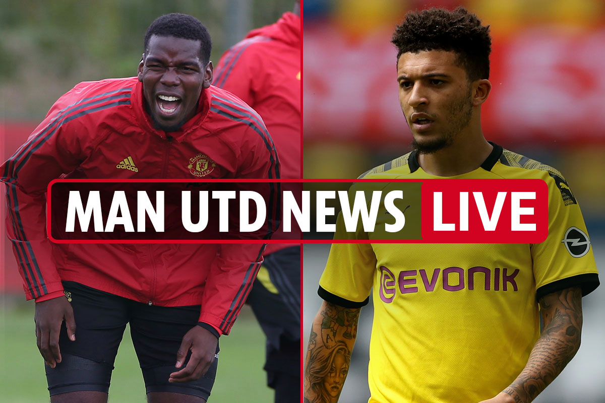 12.10pm Man Utd transfer news LIVE: Dortmund want £108m for Sancho, Koulibaly blow, Raul Jimenez linked, Gabriel talks