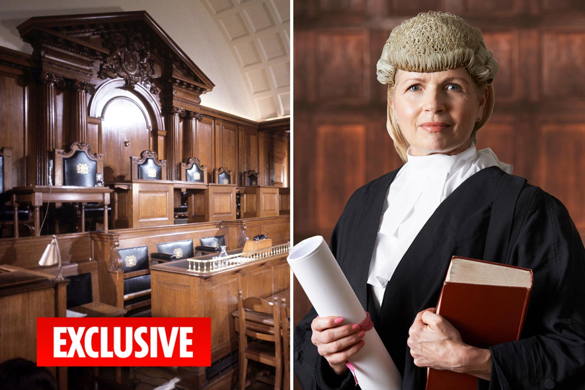Government's 'speedier justice' pledge left in tatters as almost two-thirds of courts lie empty