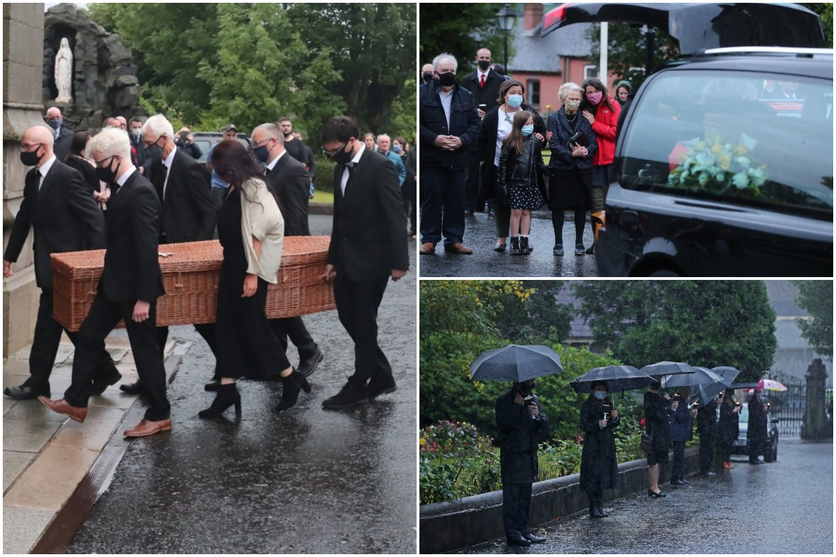 John Hume dead – Former SDLP leader makes way home to Derry for final time as flags at half mast around Ireland