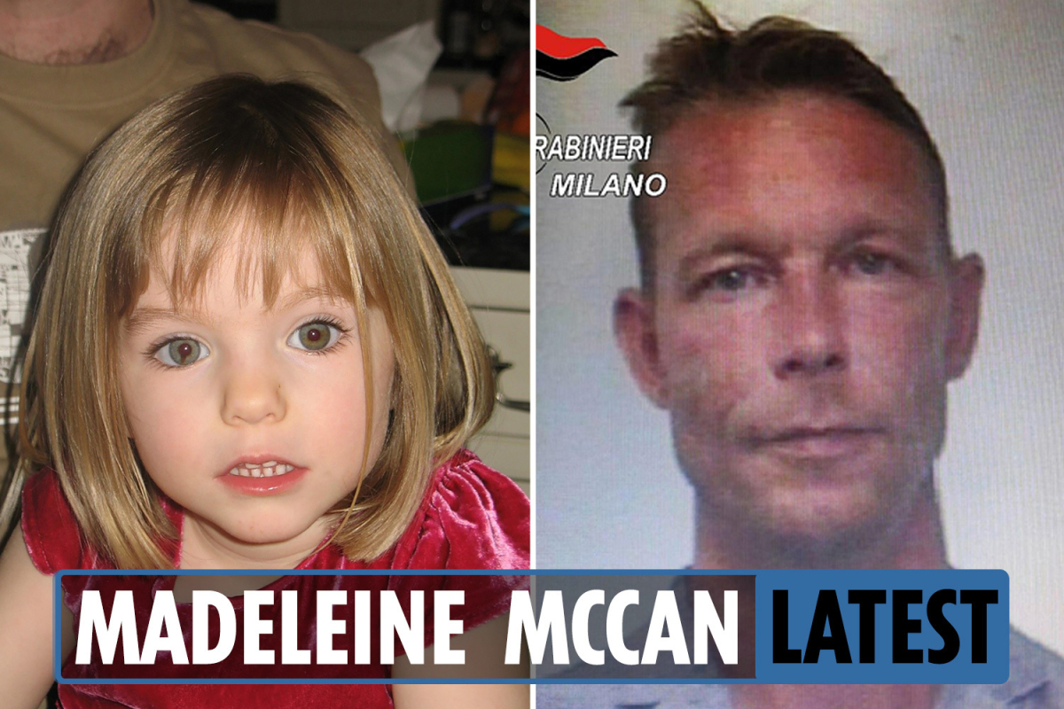 Madeleine McCann news: Apartment was 'prime location' for crime and suspect cleared of rape and murder of Claudia Ruf