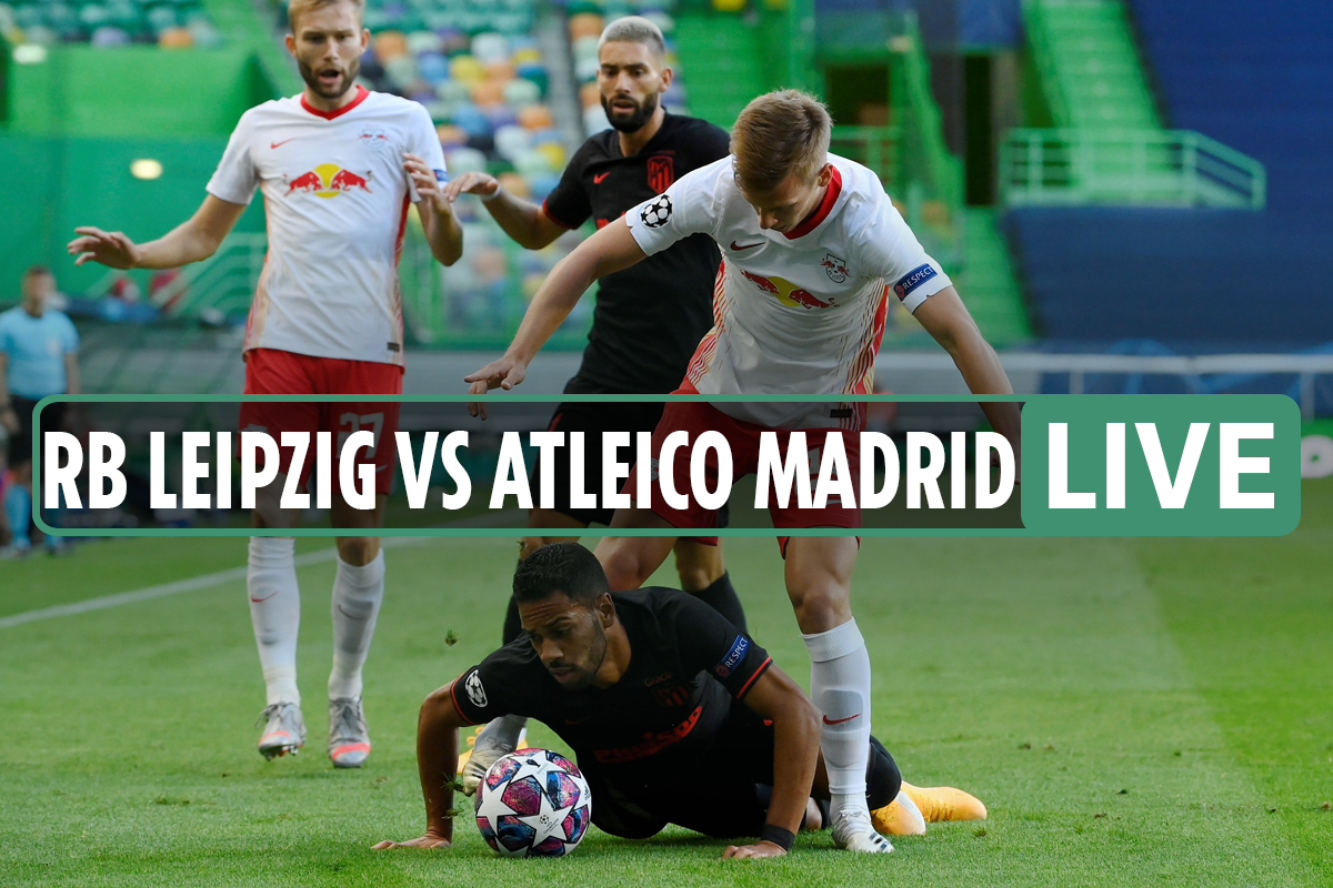 RB Leipzig vs Atletico Madrid LIVE: Stream FREE, TV channel, kick-off time, team news for Champions League match