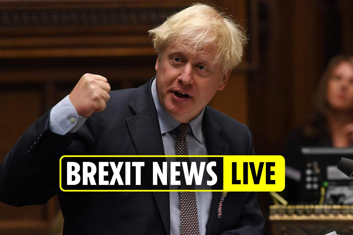 12am Brexit debate latest – MPs pass Boris Johnson's controversial new Brexit bill at second reading