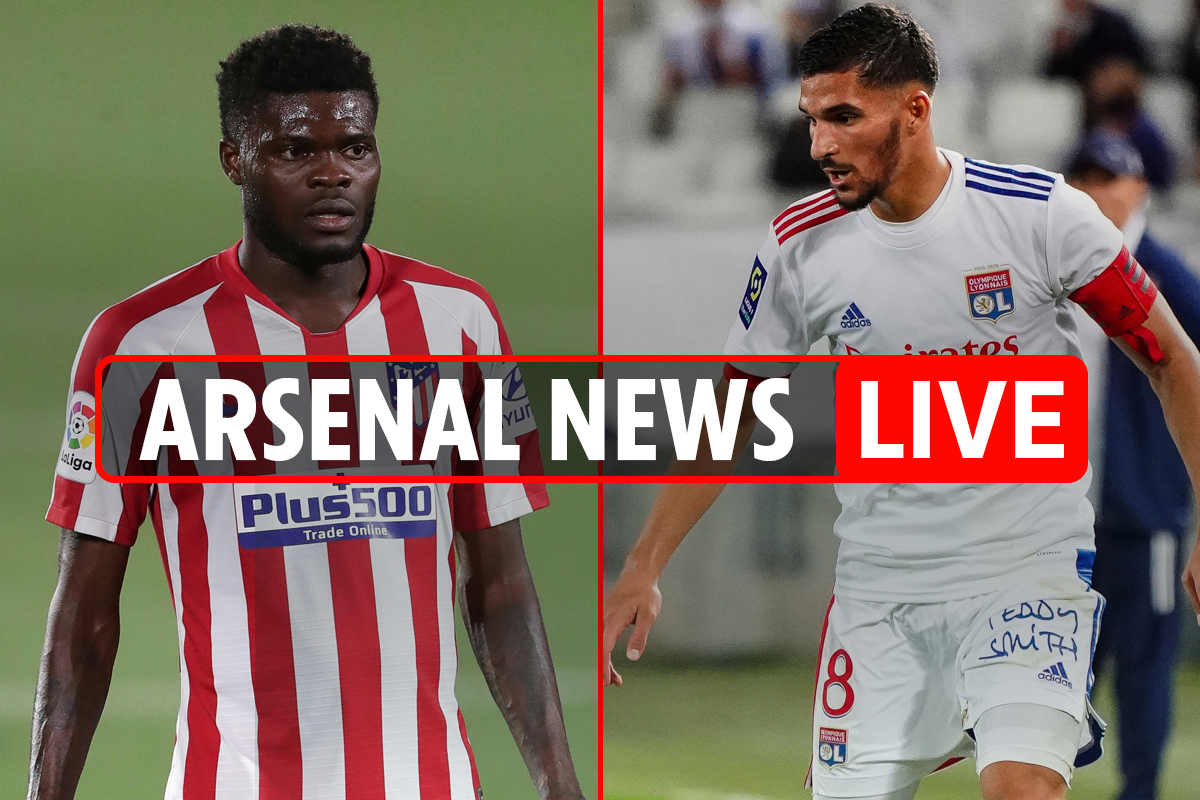 9am Arsenal transfer news LIVE: Aouar deal 'this window', Partey boost as Simeone calls Torreira, Raya LATEST