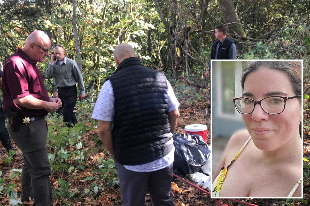 Body found in hunt for pregnant woman Kassanndra Cantrell, 33, who vanished before her ultrasound as ex is arrested
