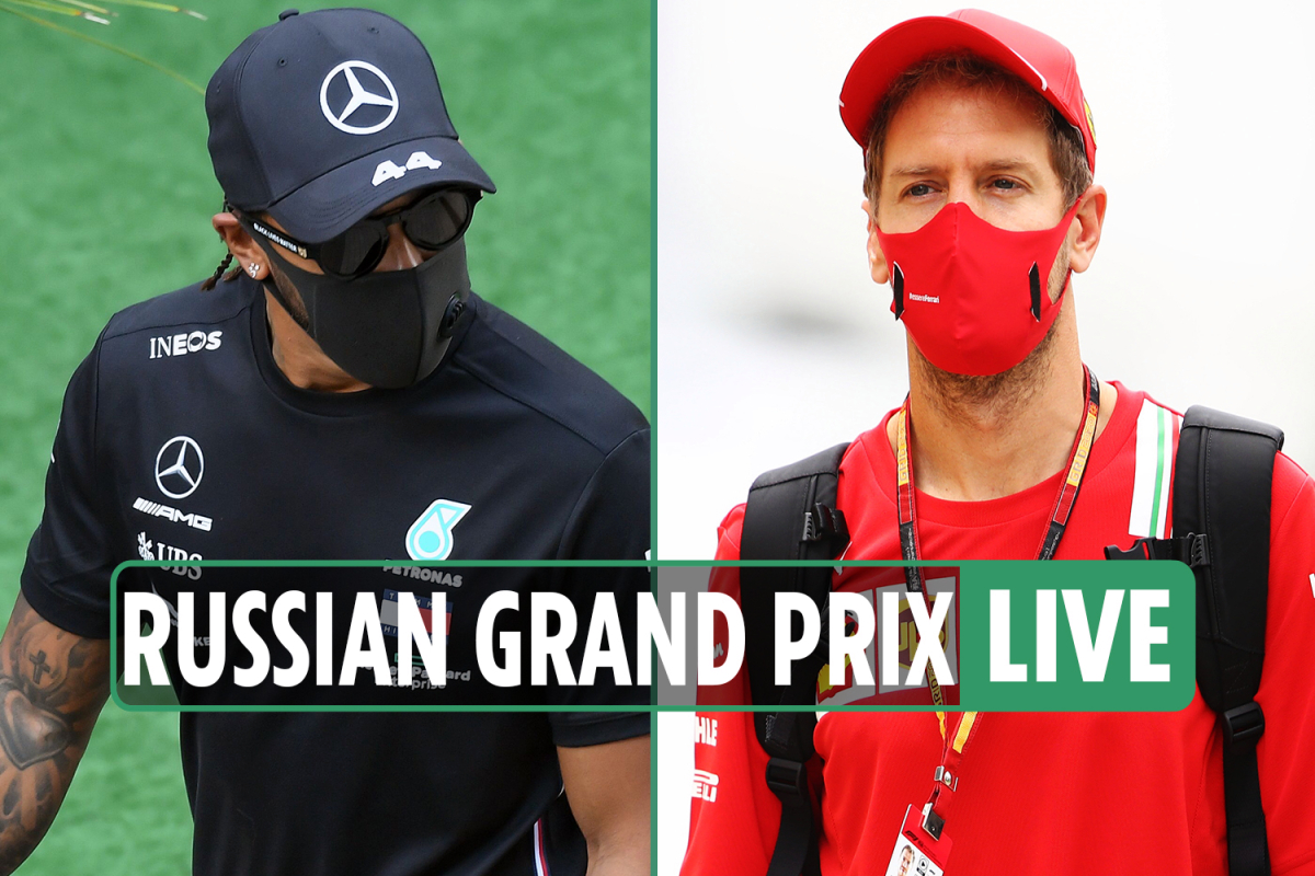 F1 Russian Grand Prix 2020 qualifying LIVE: Q2 latest with Hamilton yet to set lap time as he hunts Schumacher record