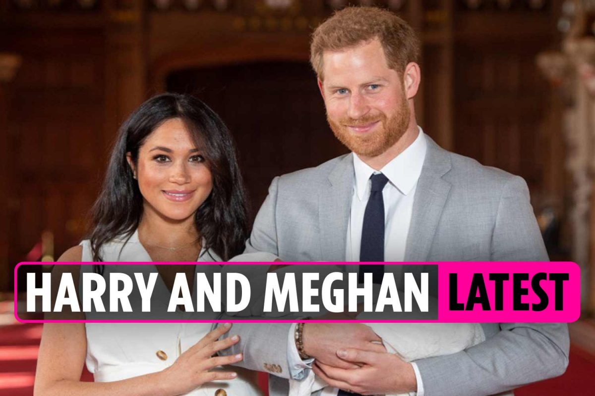Meghan and Harry LATEST – VIP guest to visit Prince on his birthday today as Queen leads Royal tribute
