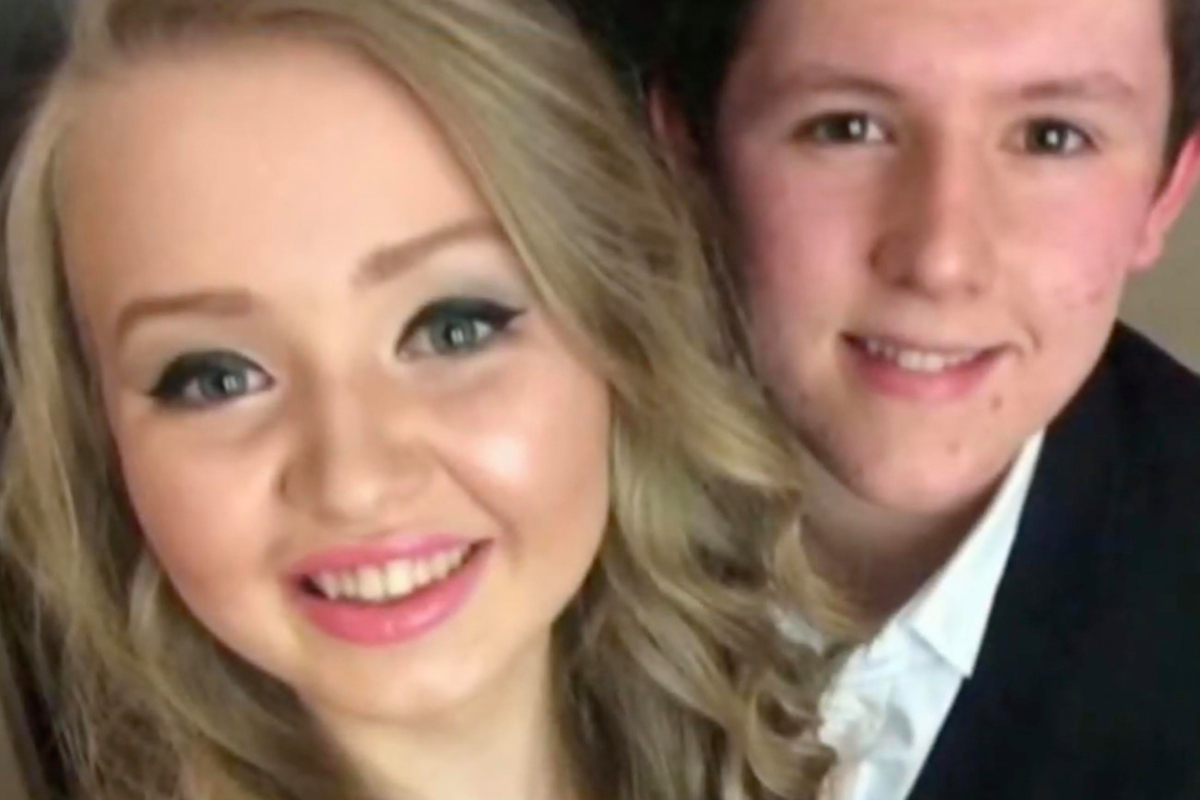 Teen couple killed in Manchester Arena attack planned to marry and start family