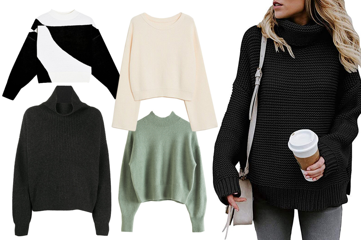 The 8 best knitted jumpers for women: the coolest styles to keep warm this winter
