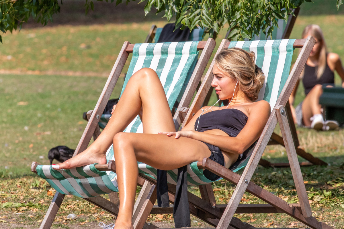 UK weather forecast today – Brits to bake in another 29C sizzler after temperatures hit four-year high