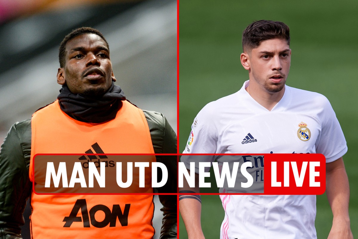 8am Man Utd news LIVE: Luis Gomes '£14m transfer deal AGREED', Valverde-Pogba 'swap', Sancho boost