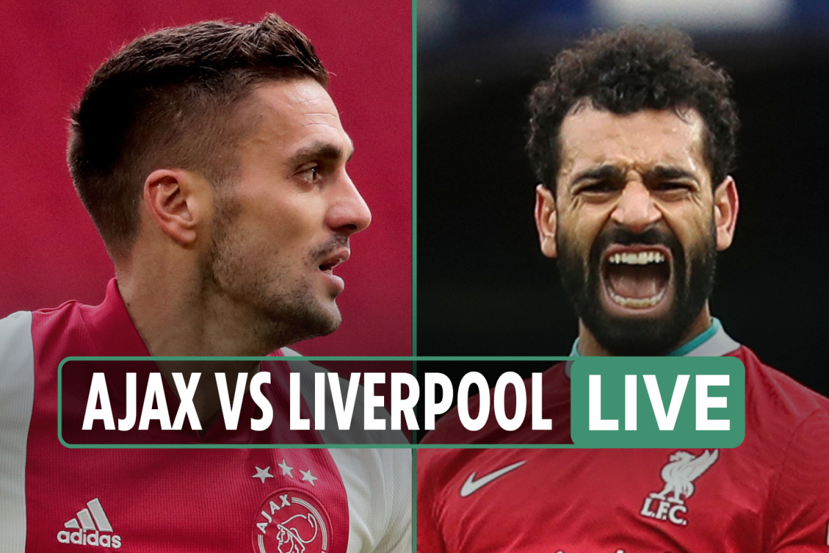 Ajax vs Liverpool LIVE: Stream FREE, score, TV channel as Adrian equal to Tadic header – Champions League latest updates