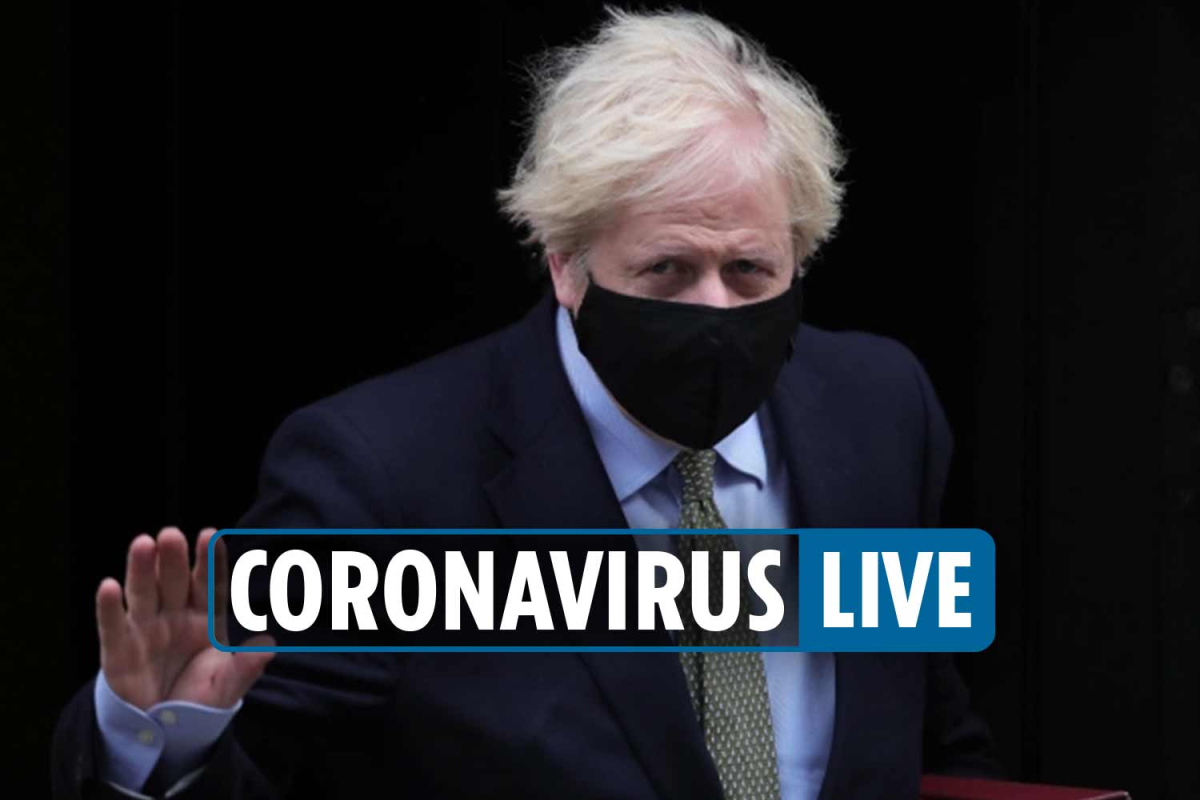 Coronavirus UK news – Covid NOT among top 10 causes of death in England despite MILLIONS forced into Tier 3 lockdowns