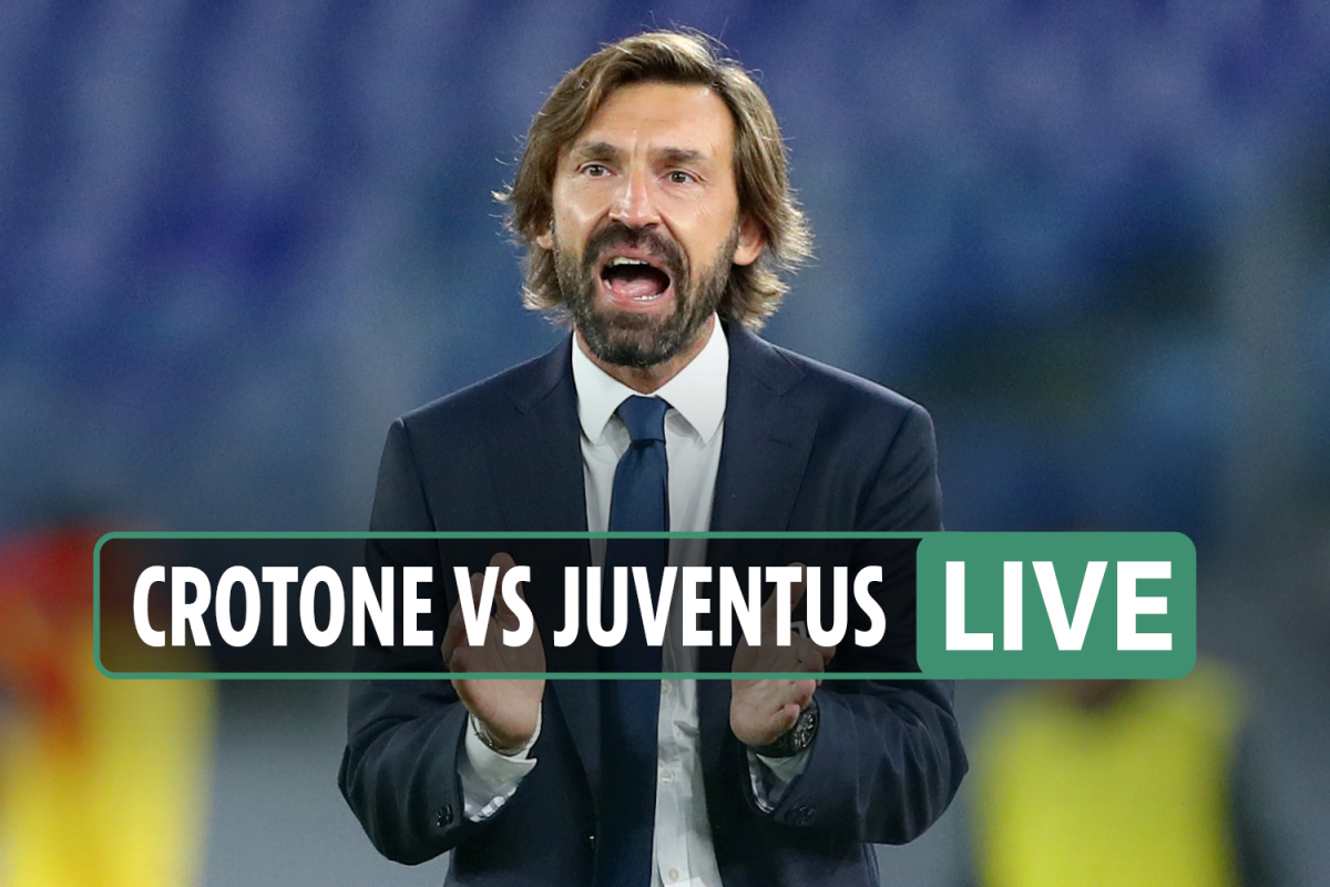 Crotone vs Juventus LIVE: Stream, TV channel, kick-off time, team news as Cristiano Ronaldo misses Serie A clash