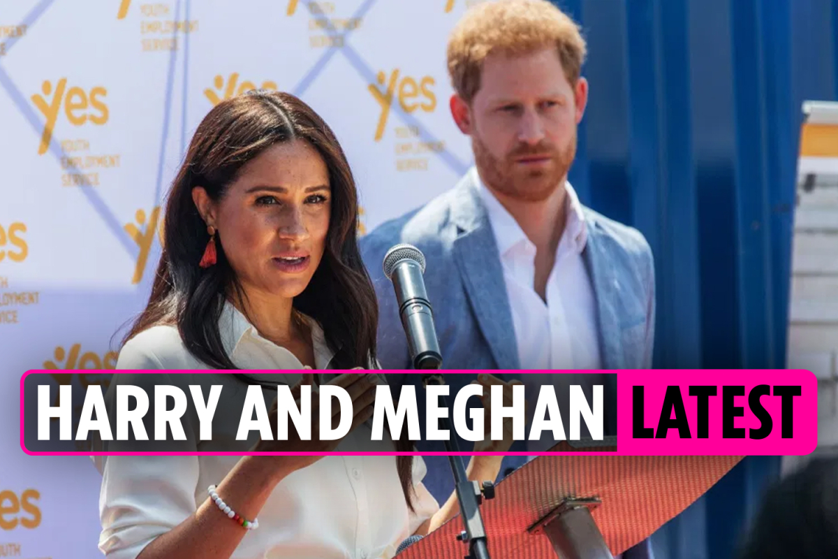 Meghan and Harry latest news – Prince William's secret WHISPER to Kate during last royal outing before Megxit
