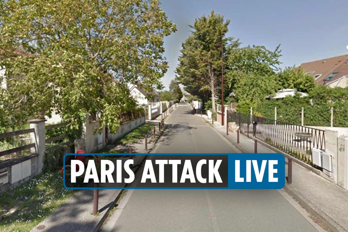 Paris beheading attack – 'Teacher' DECAPITATED in street outside school before cops kill maniac 'wearing bomb vest'