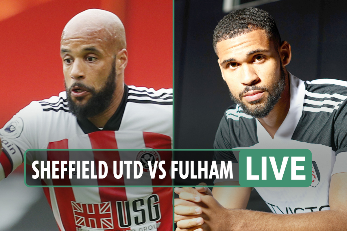 Sheffield United vs Fulham LIVE: Stream, TV channel, team news and updates