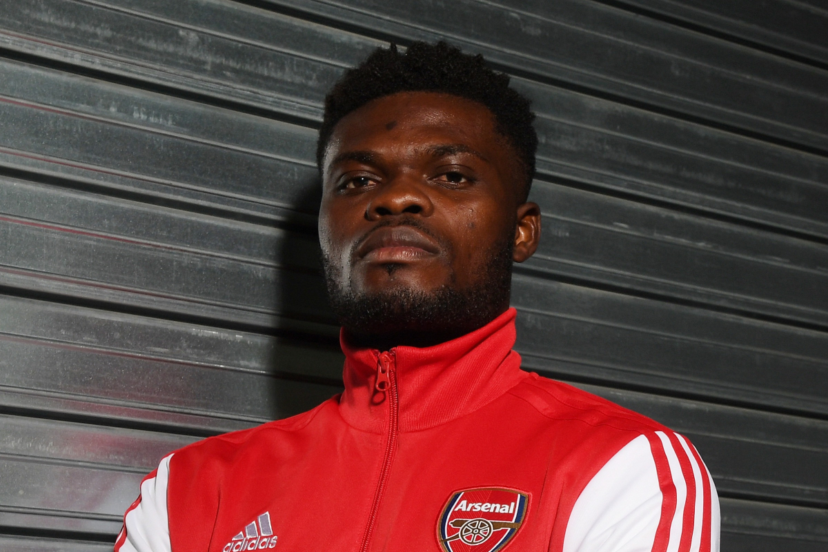Thomas Partey will turn Arsenal into Premier League title contenders claims ex-scout who discovered Cesc Fabregas