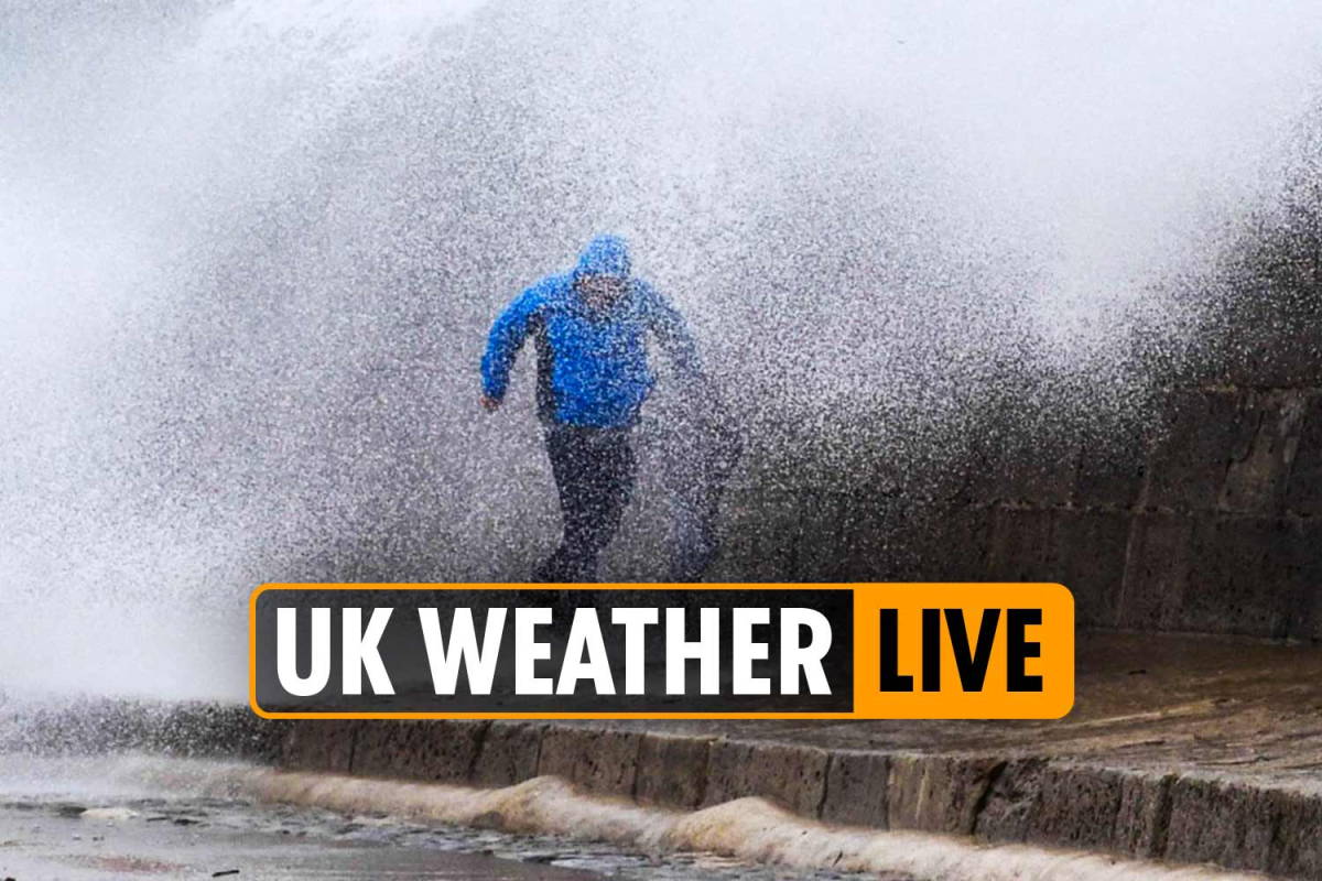 Weather forecast today – Torrential rain to hit Britain this week as Met Office issues flood warning