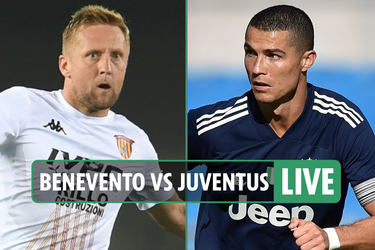 Benevento vs Juventus LIVE: Stream, TV channel, score and teams for vital Serie A clash – latest updates
