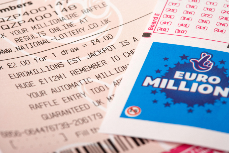 National Lottery EuroMillions results: Winning numbers for Friday November 27 £144million jackpot