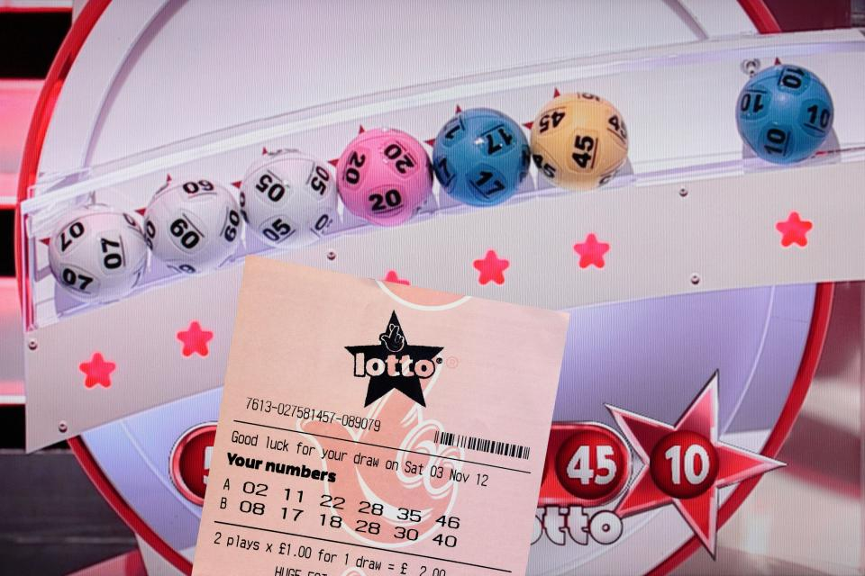 National Lottery results: Winning Lotto numbers for Saturday November 28 £11.8million jackpot