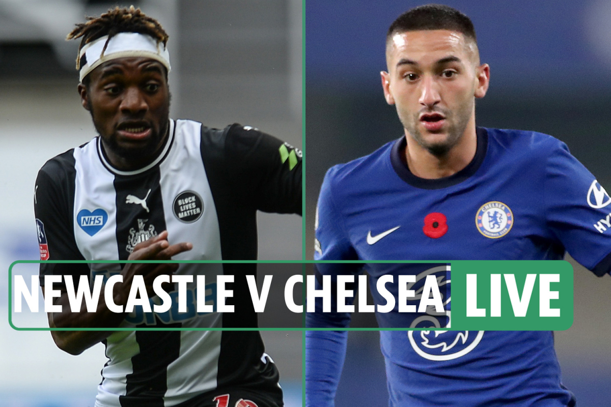 Newcastle vs Chelsea: Live stream FREE, TV channel, team news as Wilson injured for Toon and Chilwell starts for Blues