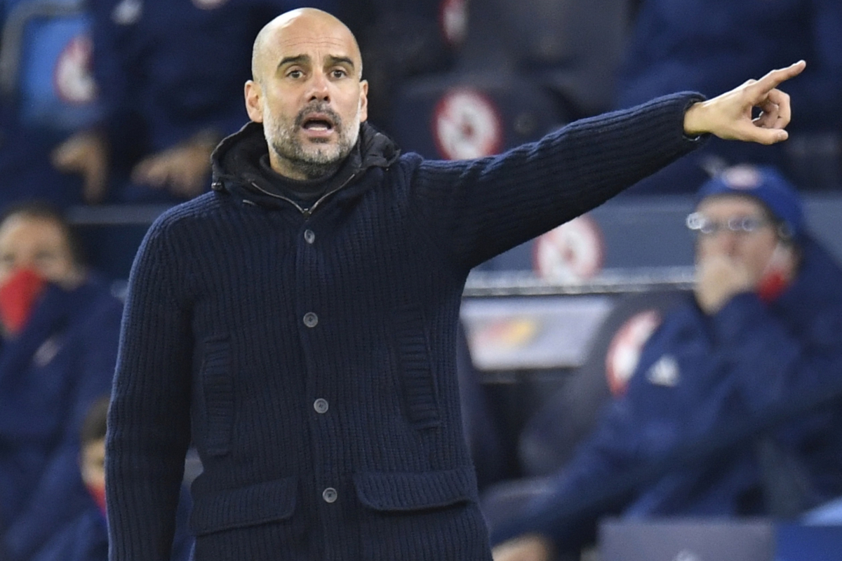 Pep Guardiola agrees one-year Man City contract extension as he looks to finish job by winning Champions League