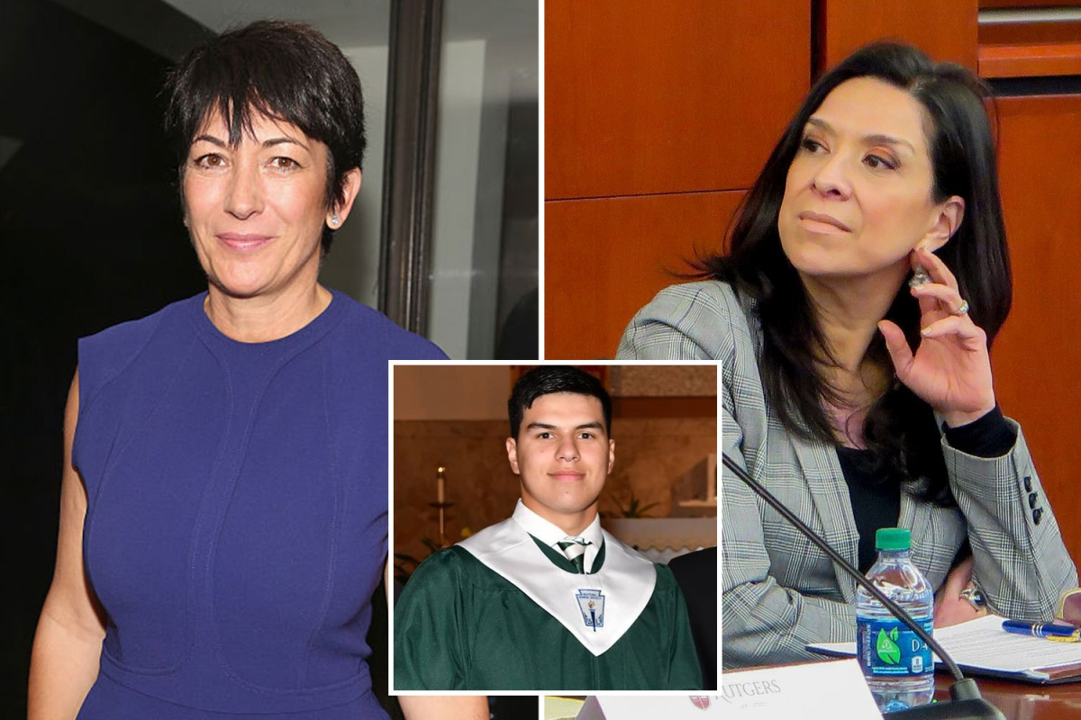 Ghislaine Maxwell's lawyers mention judge's murdered son in bizarre attempt to keep her bail bid secret