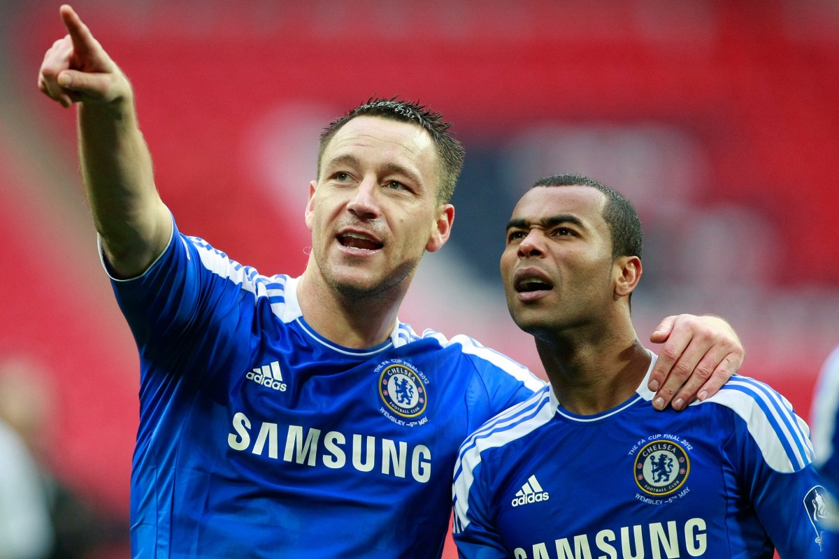 John Terry 'hopes to take ex-Chelsea team-mate Ashley Cole with him if he lands Derby manager job' ahead of Wayne Rooney