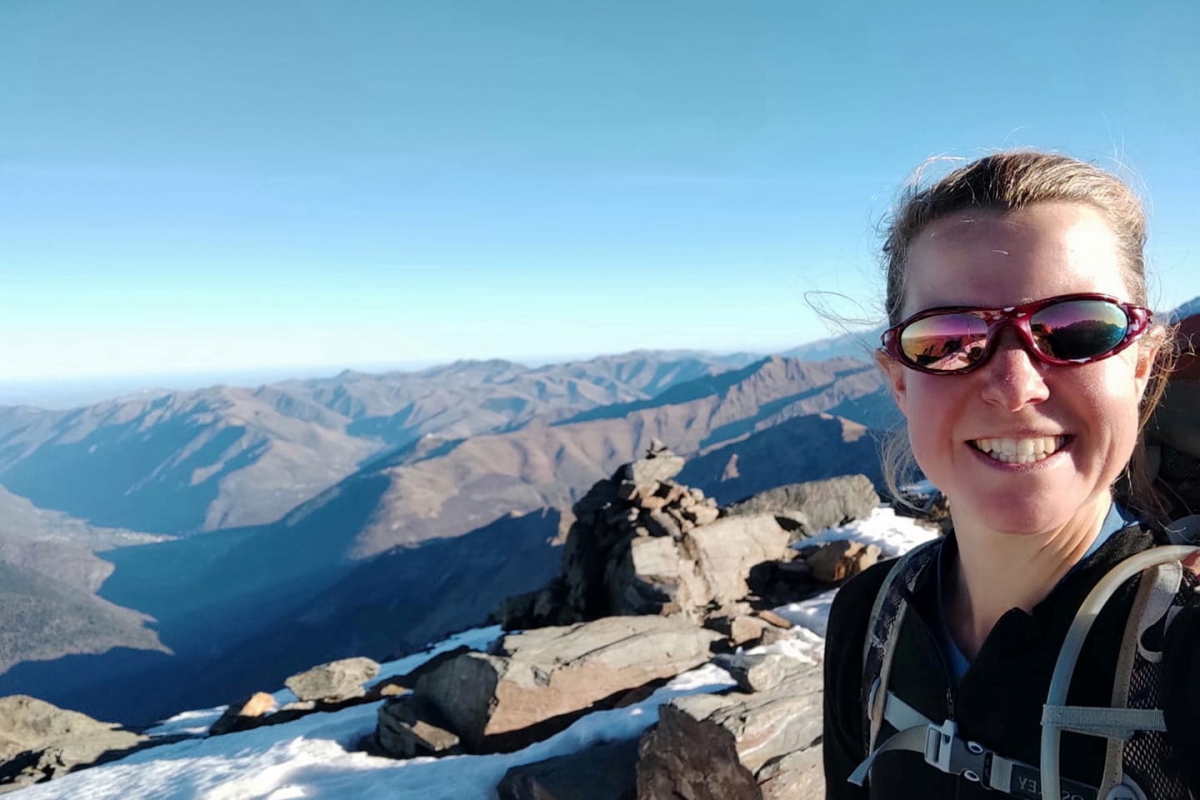 Missing Brit hiker Esther Dingley 'may have been killed by a mountain bear'