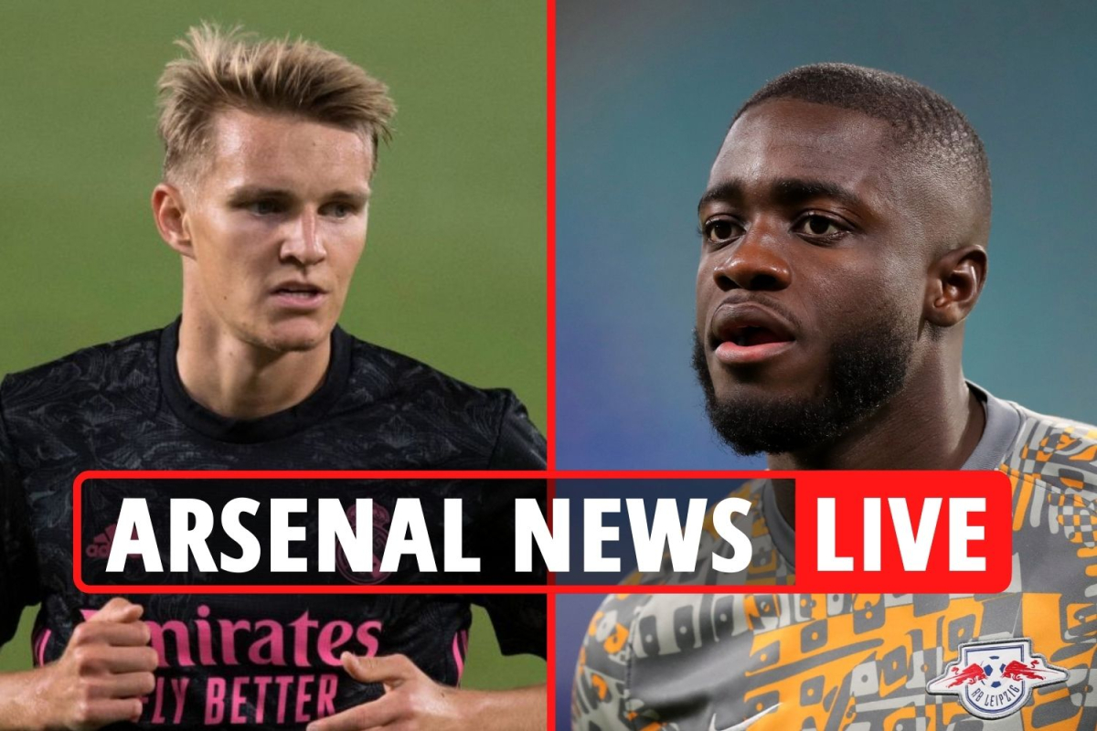 10.30am Arsenal transfer news LIVE: Odegaard 'chooses Gunners', Aouar to Madrid, Upamecano race LATEST, Smith-Rowe deal