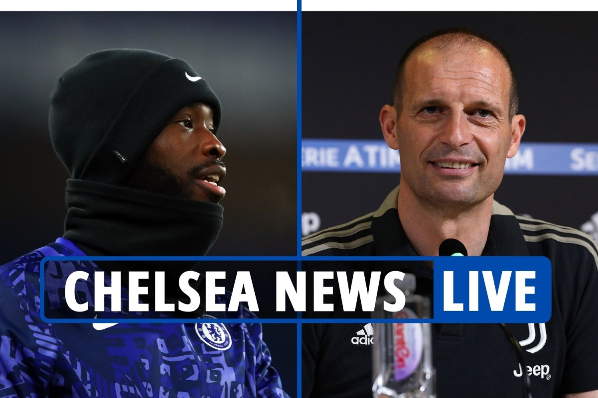 10am Chelsea transfer news LIVE: Tomori to AC Milan 'on Monday', Tuchel and Allegri 'contacted for manager's job'